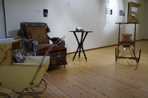 Kvarvara Gård, installationsvy